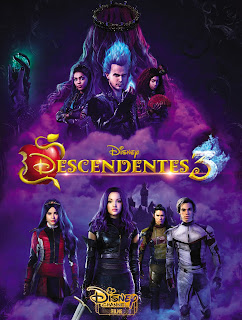 Baixar Descendentes 3 Torrent Dublado - BluRay 720p/1080p