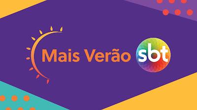 Projeto Mais Verão SBT 2020 tem início em 03 de janeiro