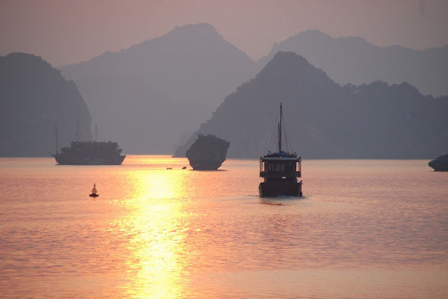 Most beautiful part of Vietnam: Halong Bay