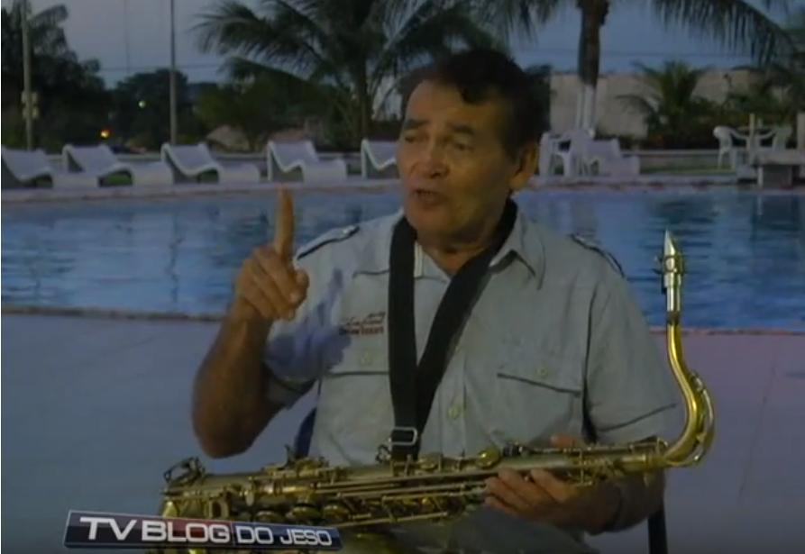 Morre João Viana Vieira, o Nem, saxofonista ícone de Santarém; vídeo