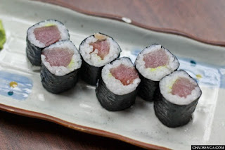 Tekka Maki, Authentic Japanese Cuisine at Nihonbashi Tei