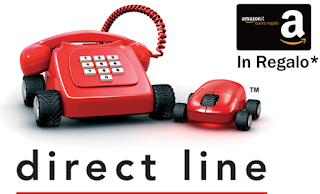 Direct Line regala Buoni Amazon