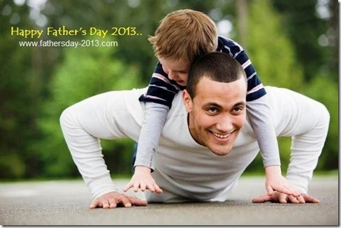 Happy Father's Day 2016 Quotes, Messages, Sayings from Son and Daughter