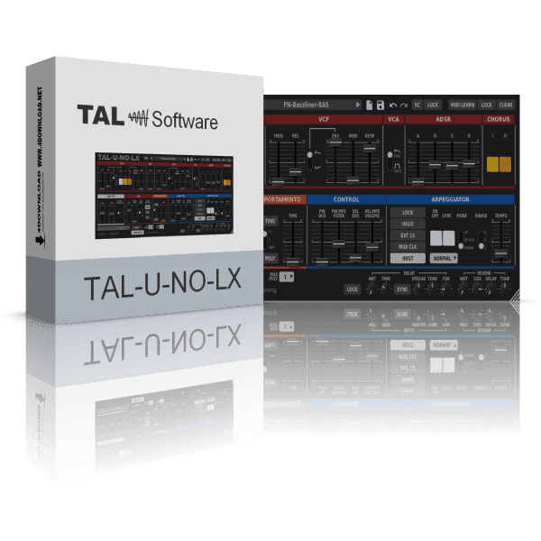 TAL-U-NO-LX v4.4.5 Full version