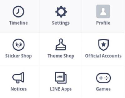 Cara Mengganti Wallpaper Chat Aplikasi Line di Android