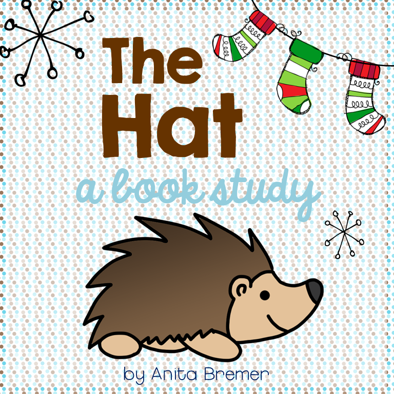 ... activities to go with The Hat by Jan Brett- perfect for Kindergarten
