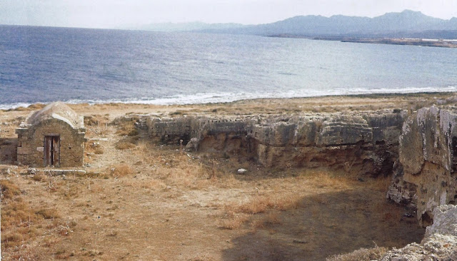 Archaeological site in occupied Cyprus sold for 'development'