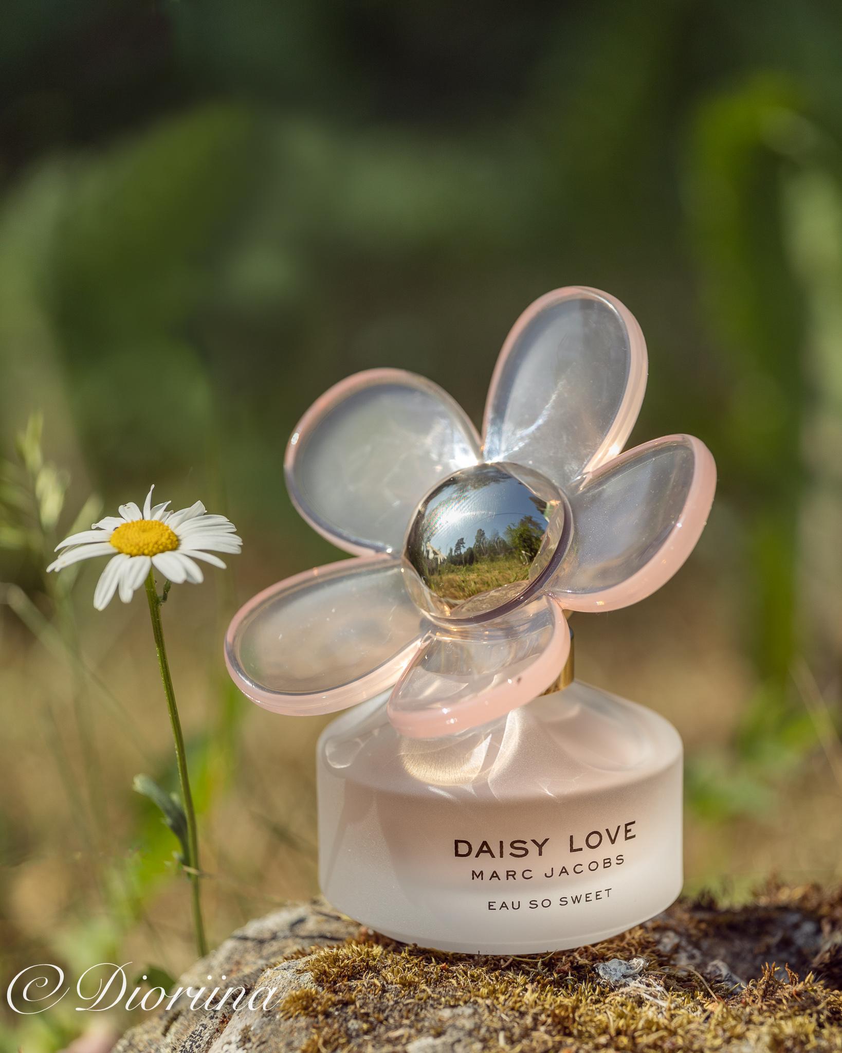 daisy tuoksu huumaa