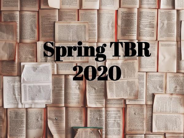 2020 Spring TBR