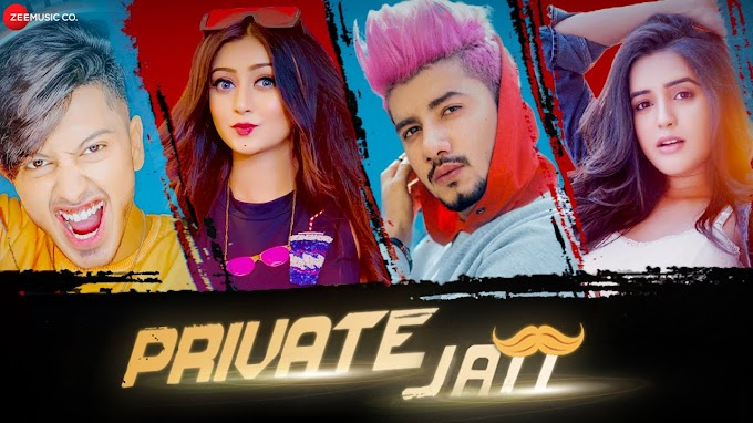 Private Jatt Lyrics - Aamir Arab | Sohail Shaikh | Sana Eslam Khan