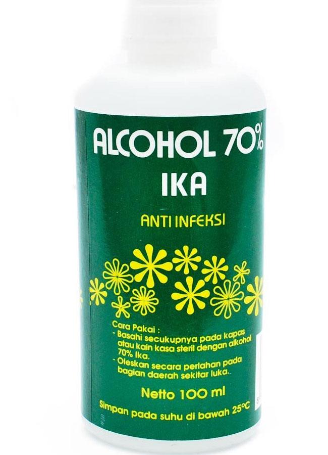 Alkohol Bisa Membersihkan Tinta