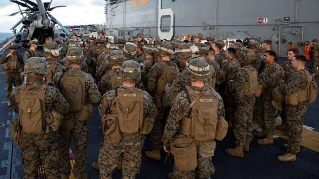 AS Kirim 11 Ribu Pasukan ke Guam, China Siaga Perang