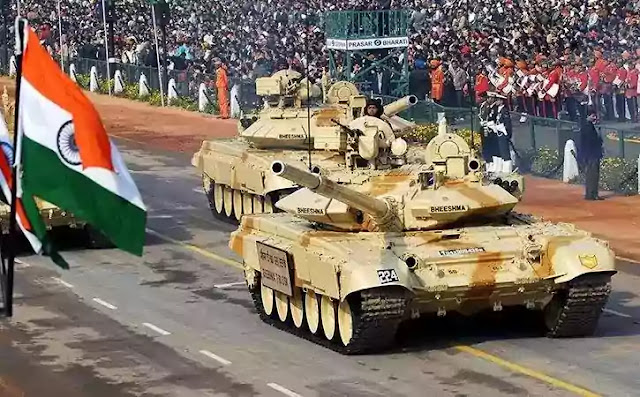 Army Wants Futuristic Main-Battle Tanks in Mega 'Make in India' Project