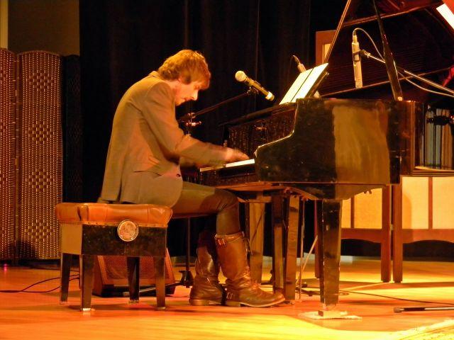 koncert, fortepian, recital, dawny zbór