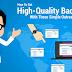 Get Fresh 100 Plus DoFollow Backlink Sites List & Secret Link Building Strategy {Verified Sites}