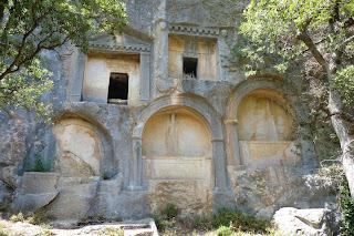 Necrópolis de Termessos.