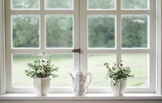 kaca jendela