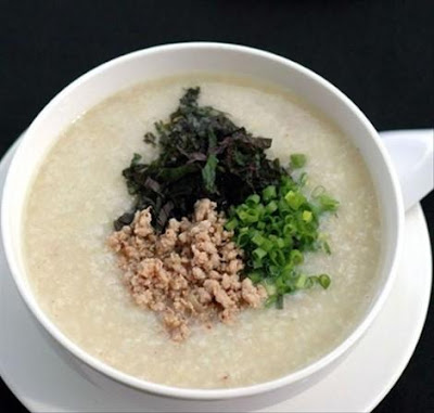 Perilla onion porridge helps relieve colds, treat flu very effectively