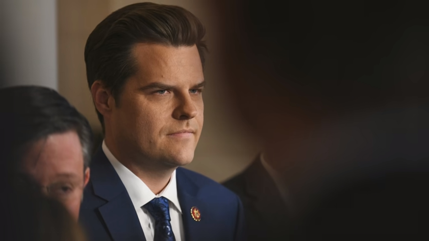 Matt Gaetz: Why this Trump ally is fighting for his political life