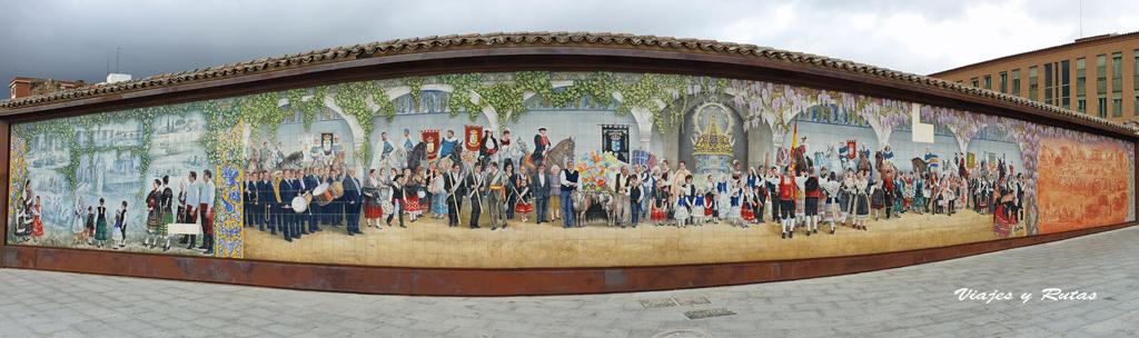 Ruta de los Murales de Talavera