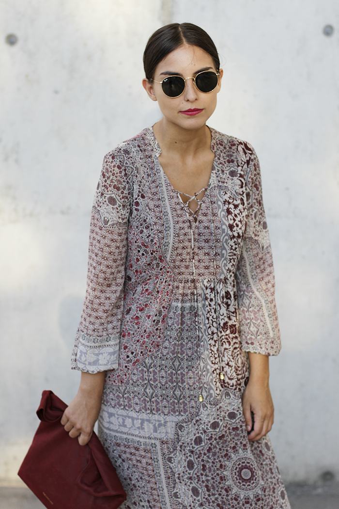 021ecc39b ALL THAT SHE WANTS - blog de moda  70 s dress