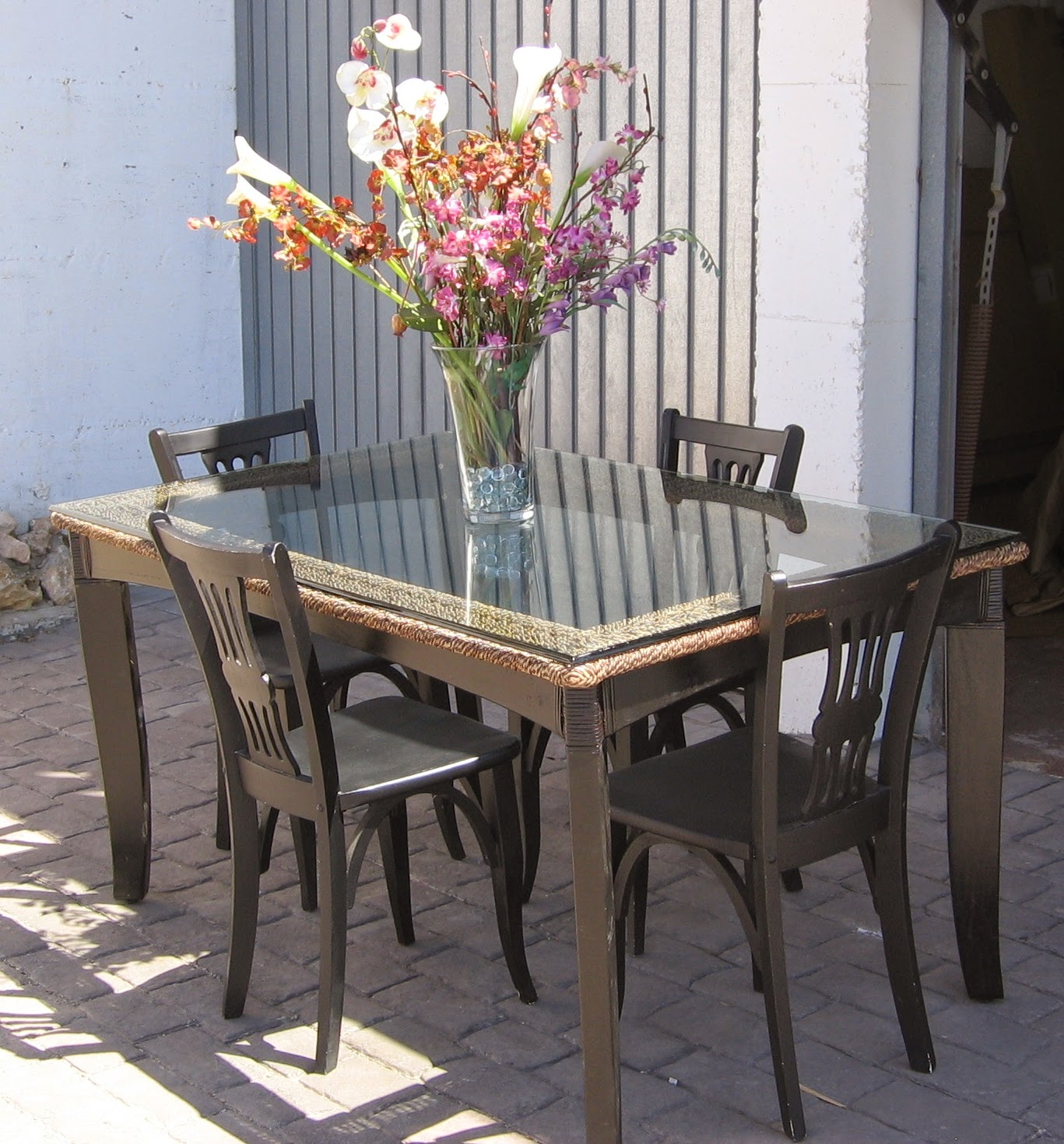 Dining Set For Sale: Digame: For Sale: Chairs & Dining Set & Prints