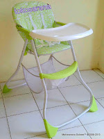 Baby High Chair CocoLatte CL039