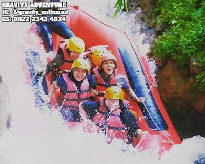 Rafting Situ Cileunca Pangalengan
