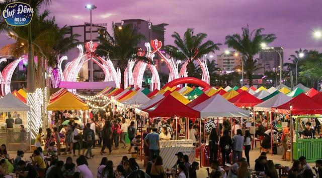 Sự kiện định kỳ: Chợ đêm Helio - Helio Night Market