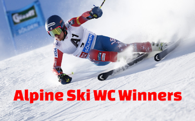 overall,  men's-women's, fis ski world cup, podiums, champions- winners , list.