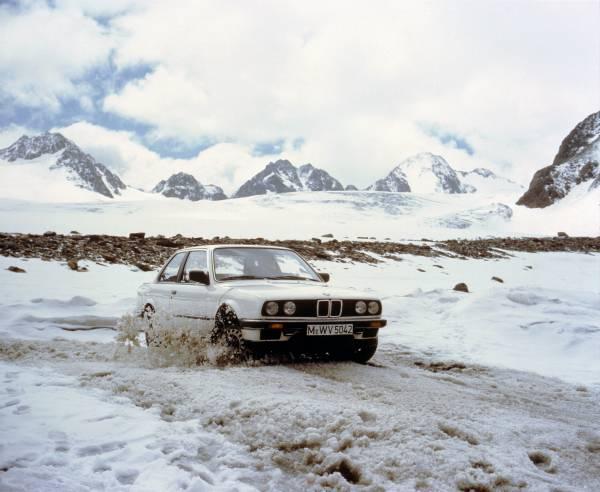 P90200628 lowRes 30 χρόνια απο την πρώτη τετρακίνητη BMW