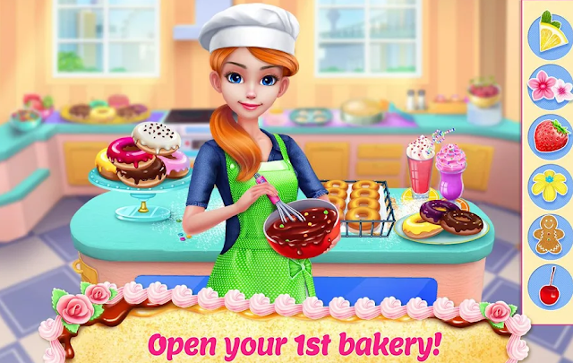 Game My Bakery Empire Android