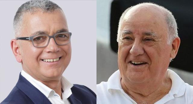 Juan Ramón Lucas incendia las redes en defensa de Amancio Ortega