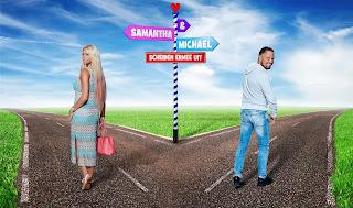 Samantha en Michael vallen buiten Top 25