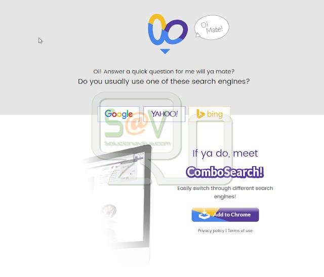 Combo Search (Adware)