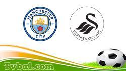 Man City vs Swansea