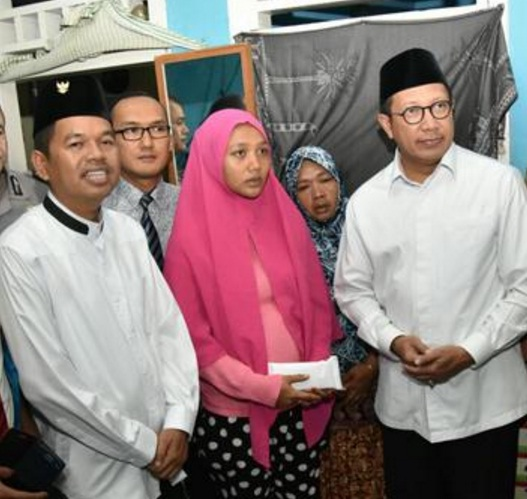 Menteri Agama, Tanggung Biaya Putra Alm yang Dibakar Hidup-Hidup