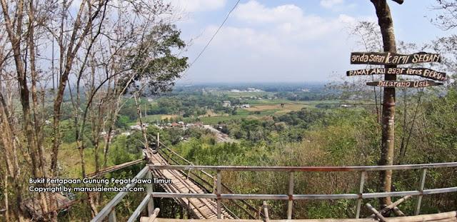 Bukit Pertapaan Gunung Pegat