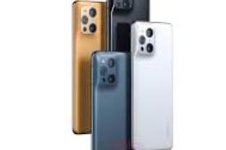 Inikah Wujud Oppo Find X3, Mirip iPhone?