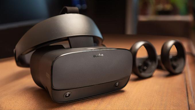 Sorteio de um Oculus Rift S