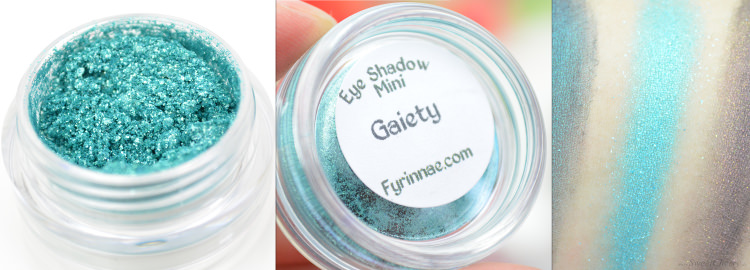Fyrinnae Pigmente | Gaiety