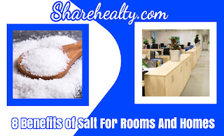 8 Benefits of Salt For Rooms And Homes