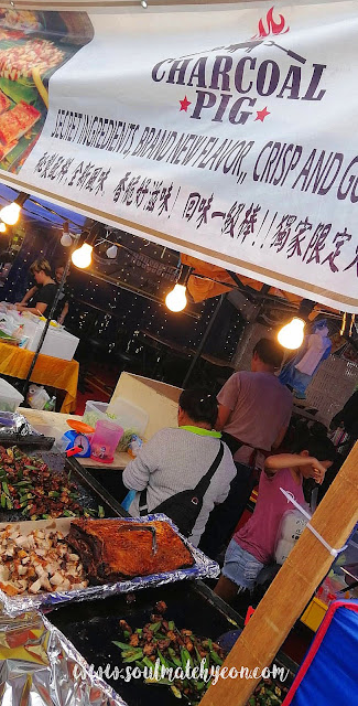 Kaamatan Bazaar 2019 at KDCA