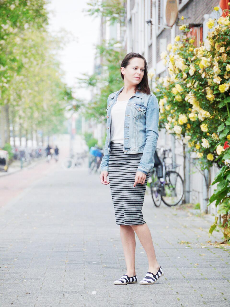Fashion Blog - der Bleistiftrock