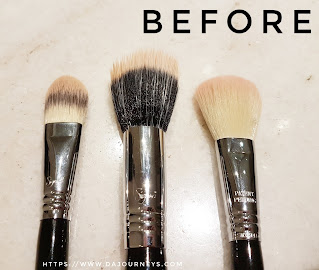 Review Sigma Sigmagic Scrub Solid Makeup Brush Cleanser