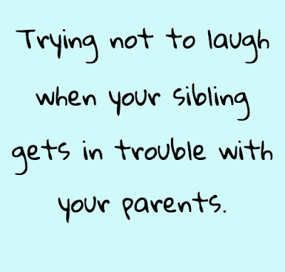 Witty Sibling Quotes