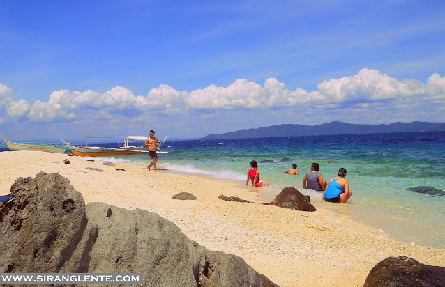 Sombrero Island, Batangas