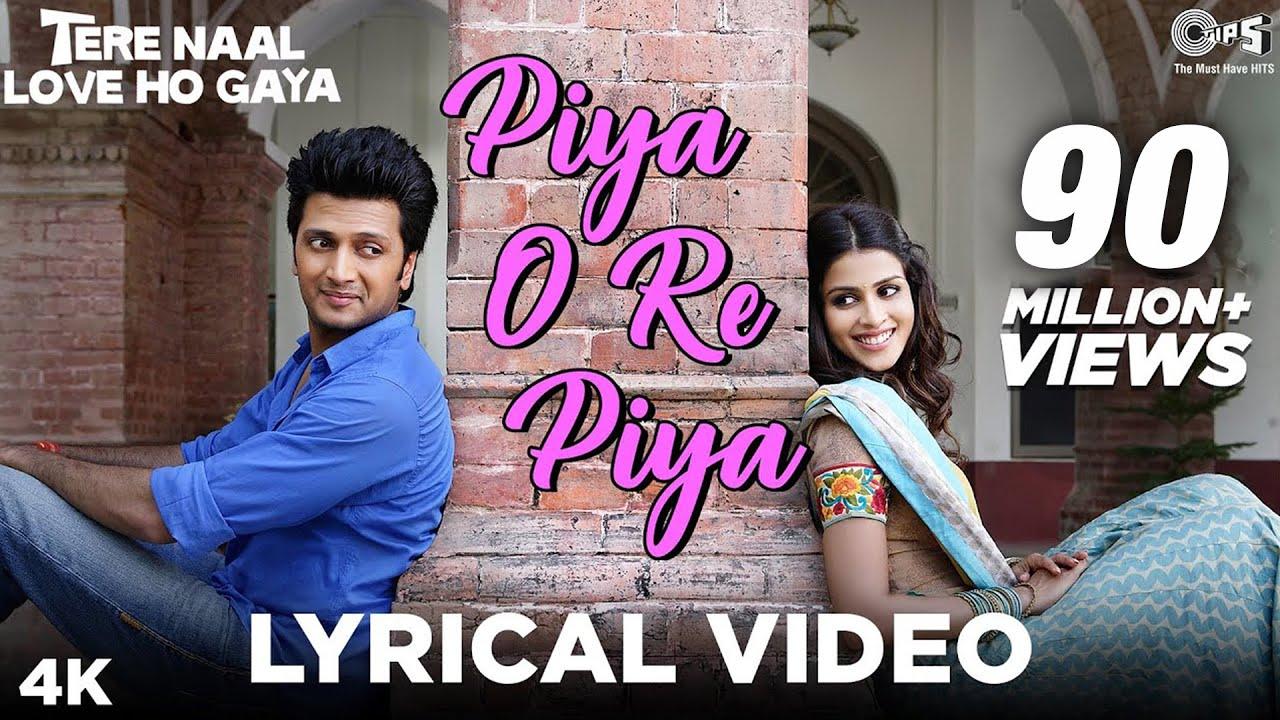 Lyrics Of O Re Piya
