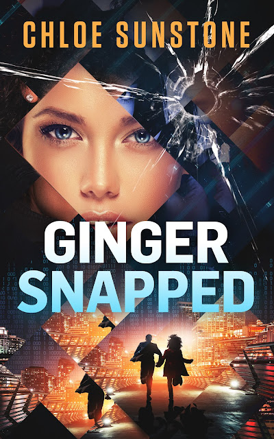 Ginger Snapped (Ginger Gibson Book 1) by Chloe Sunstone
