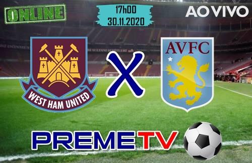 West Ham x Aston Villa Ao Vivo